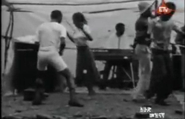 Alemayehu Eshete - Baby Honey - Old School Nice Music and Dance Move