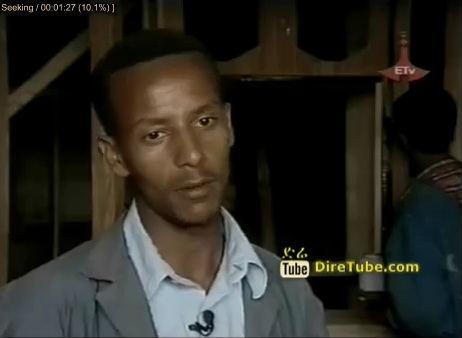 Dawit Bantiyehun Owner of Furniture Company