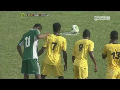 Ethiopian Sport - Nigeria Vs Ethiopia 2-0 - 2013 Goals & Highlights