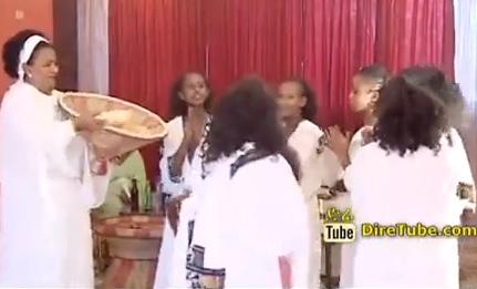 Successful Ethiopian Women Celebrating Ethiopian New Year 2006