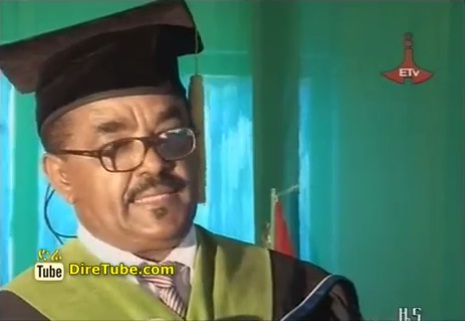 Dire Dawa University Graduate the 4th batch students