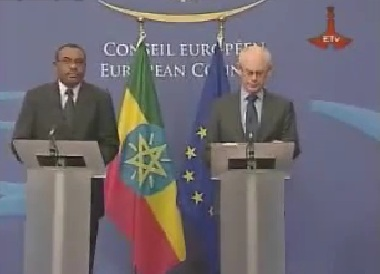 PM Hailemariam Visit to France