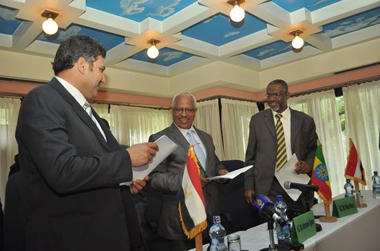 Ethiopia, Egypt ink deal on Nile dam Committee