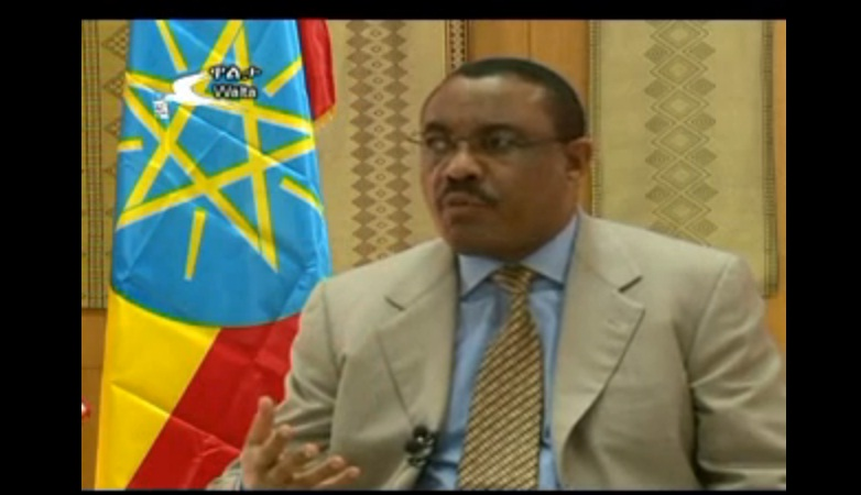 Interview with PM Hailemariam on Current Issues Part 1