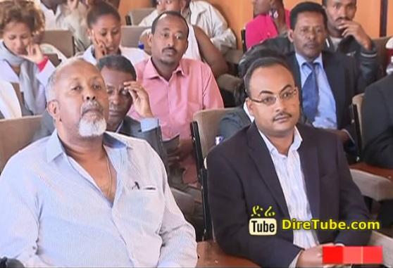 The Latest Amharic News From EBC October 12, 2014