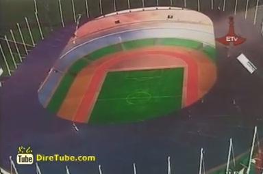 Bahirdar Stadium Project is progressing well