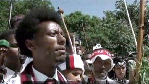 Ethiopians celebrate Irrecha Festival