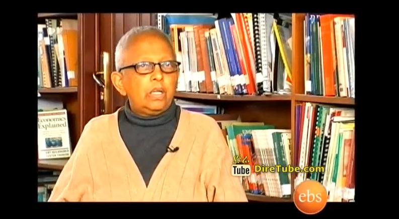 Interview with Dr Jember Teferra