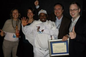 Ethiopian village recognized at Rio+20 for innovative hunger solution