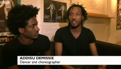 How Ethiopia's dance duo found their step