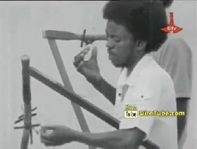 Balegariw [Ethiopian Oldies Music Video]