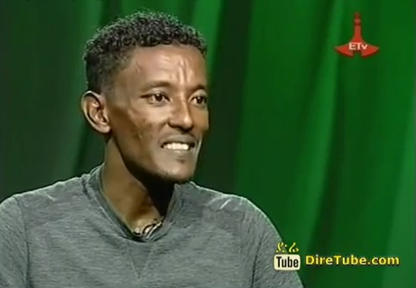 Meet Football Players Ashenafi Girma and Dawit Mebratu