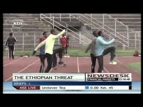 Ethiopian athletes have invested all their time in training - Africa athletics championships in moro