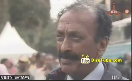 Woubshet Workalemahu Talks about Meles Zenawi