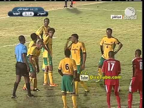 Sudan 5 - 3 Ethiopia - Full Hightlights - Sept 8, 2012