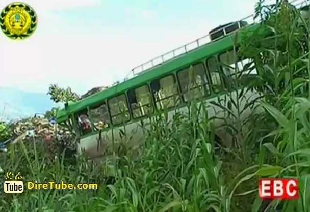 Police News - 20 Killed , 57 hurt in Horrific Public Transport Bus Accident