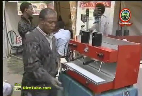 Small Enterprise Displaying Exhibition in Addis