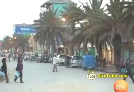 The City of Mekelle - Kab Mekele  -