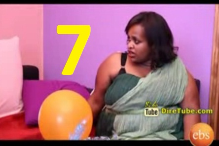 Ethiopian Comedy Series EBS - Part 7 - Full - S01E07