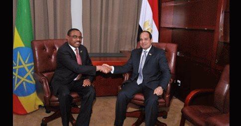 El-Sisi to Visit Ethiopia before End of Year