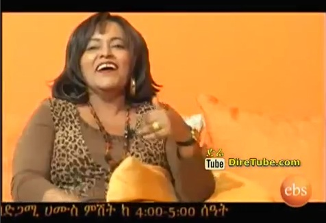Jossy in Z House Show - Next Episode with Aster Kebede on Jun 2, 2013