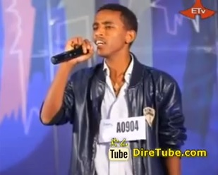 Berket Solomon Vocal Contestant 2nd Round Addis Ababa