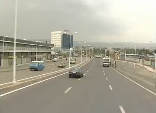 Addis Abeba Ethiopia Africa - A city to Face the Reality Part 1