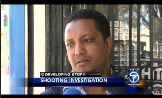 Drive-by shooting near Uptown Ethiopian restaurant in Northwest D.C.