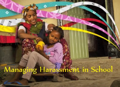 Managing Harassment in School  Talk Show