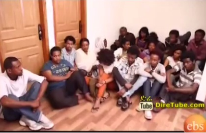 Ethiopian Comedy Series EBS - Part 6 - Full - S01E06