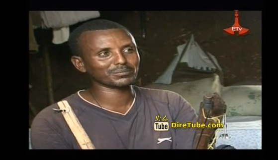 Meeting the Former Masinko Player and Farmer Degefaw Yohannes