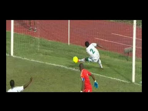 Ethiopian Sport - WC Qualifying: Ethiopia 1-2 Nigeria - Goals and Highlights