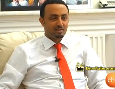 Who Is Who - Meet Founder of Afalagi Search Engine Ephrem Tesfaye  Part - 1