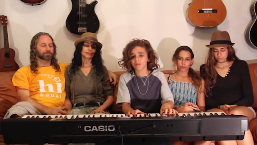 All Of Me (Havaiia Family Band Cover)
