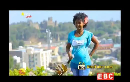 Funny Vocal Contestant Moneka Abebaw - Gondar Audition