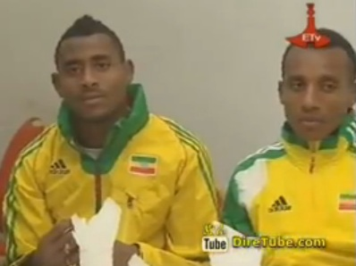Ethiopian Left for The 11th African Youth Athletics Championship
