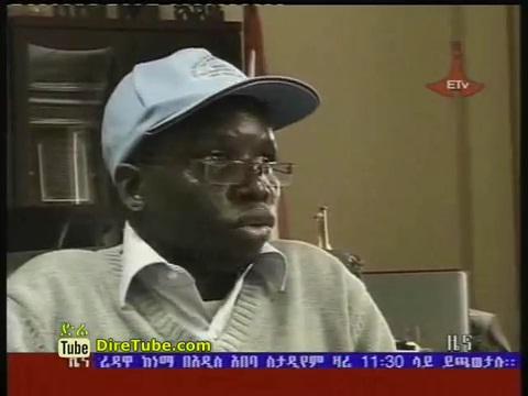 ETV 1PM Full Amharic News - Apr 12, 2012