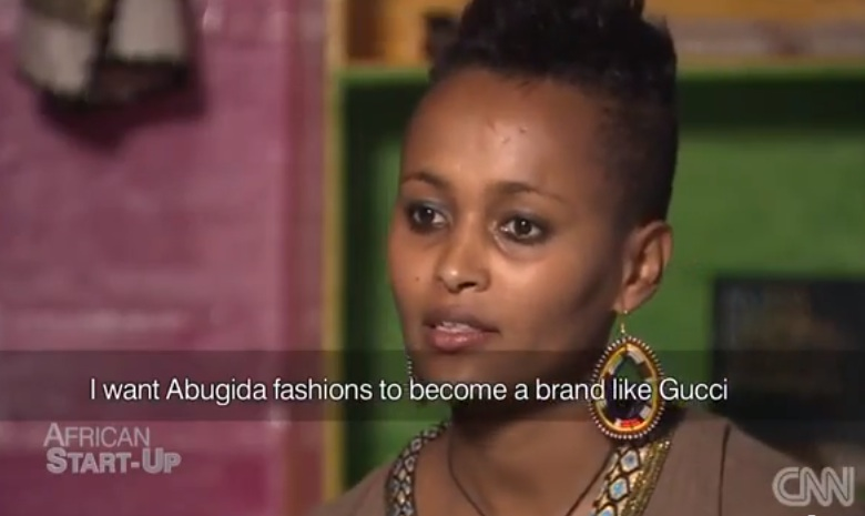 Meet Hiwot Gashaw - Learning something new through fashion