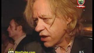Bob Geldof Commends Ethiopia's Economic Progress