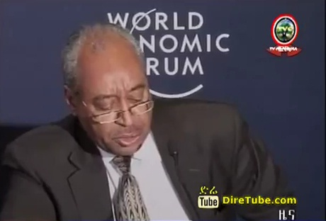 2012 World Economic Forum on Africa in Addis Ababa