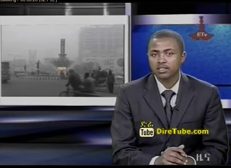 The Latest Full Amharic News Jan 11, 2012