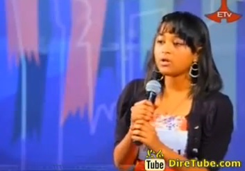 Haset Sertse Vocal Contestant 2nd Round Addis Ababa
