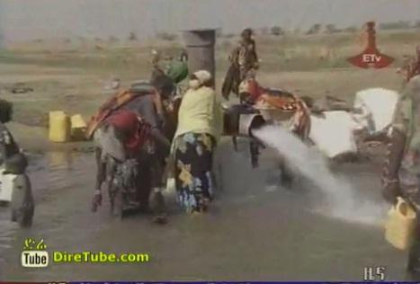 Water Project in Somali Region