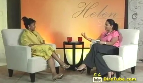 Helen Show - Interview with Nini Legesse - Wegene Ethiopian Foundation President - Part 2