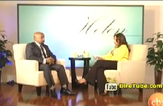 Helen Show - Interview with Yehayes Mekonnen, Financial Manager - Part 2