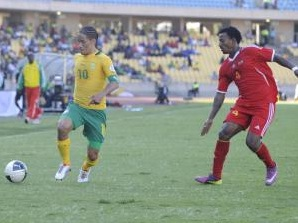 Ethiopia 1 - 1 South Africa in World Cup Qualifiers