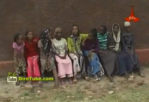 Child Trafficking from Jimma to Sudan
