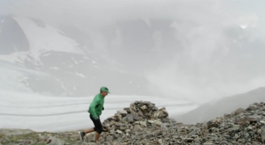 A 201.4 Km Run Trail Race