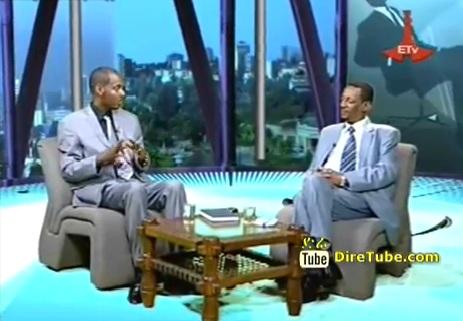 Interview with Artist Kiros H/Selassie - Part 1