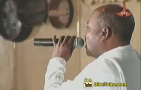 Gemena 2 Actor Abebe aka Kelemu Singing Bahilawi Zefen